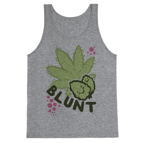 Blunt Buddies (Pt. 1) Tank Top