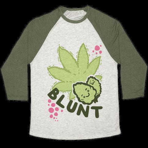 Blunt Buddies (Pt. 1) Baseball Tee