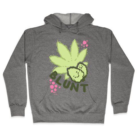 Blunt Buddies (Pt. 1) Hooded Sweatshirt