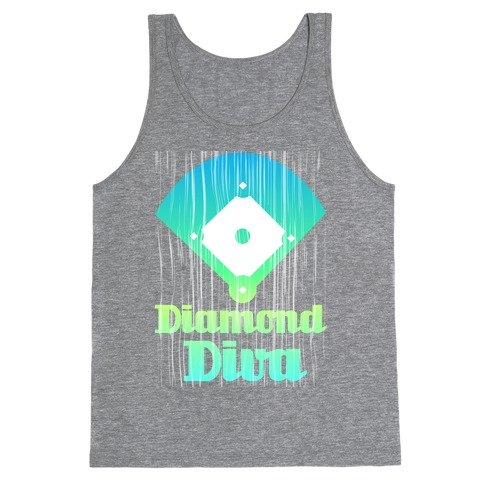 Diamond Diva Tank Top