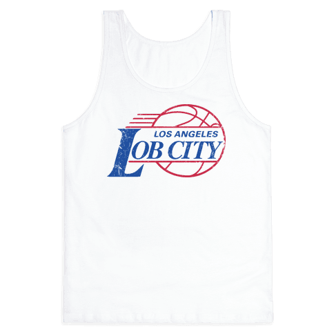 Lob City (Vintage Shirt) Tank Top