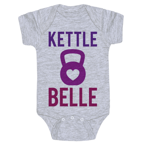 Kettle Belle Baby Onesy