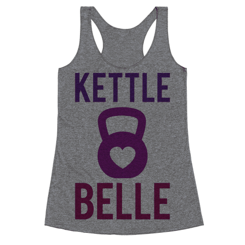 Kettle Belle Racerback Tank Top