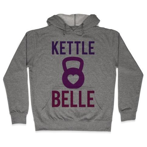 Kettle Belle Hooded Sweatshirt
