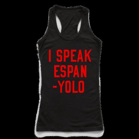 I Speak Espanyolo