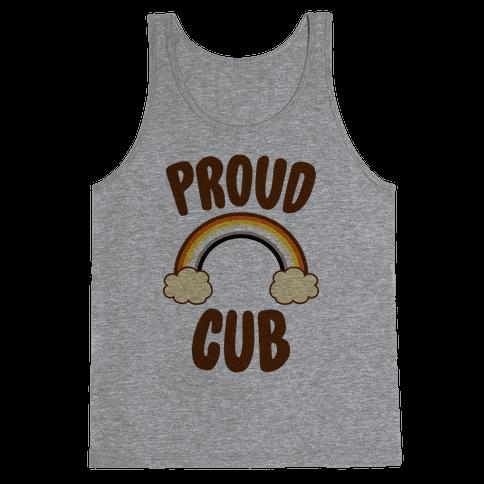 Proud Cub Tank Top