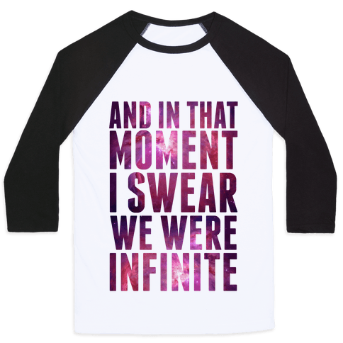 In That Moment Baseball Tee