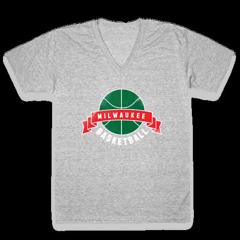 Milwaukee V-Neck Tee Shirt