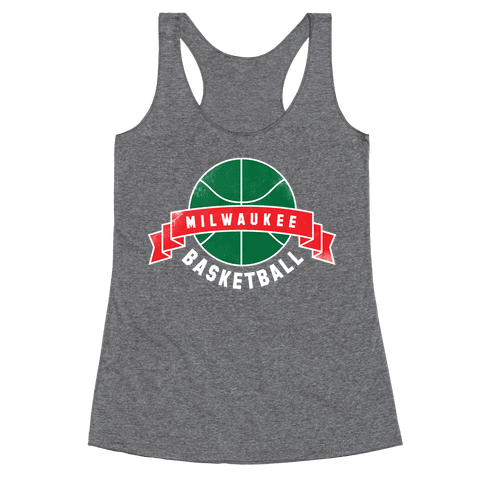 Milwaukee Racerback Tank Top
