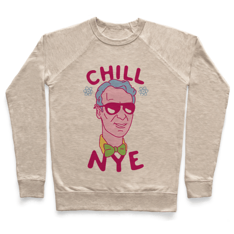 Chill Nye Pullover