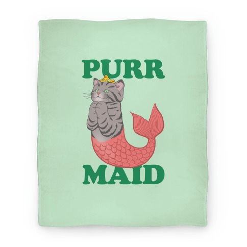 Purr Maid Blanket