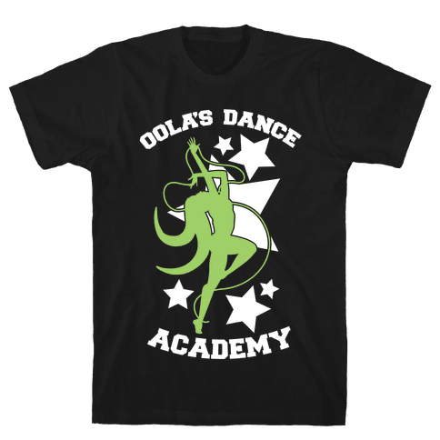 Oola's Dance Academy Mens T-Shirt
