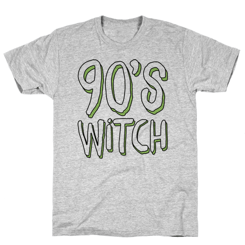 90's Witch Mens T-Shirt