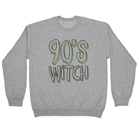 90's Witch Pullover
