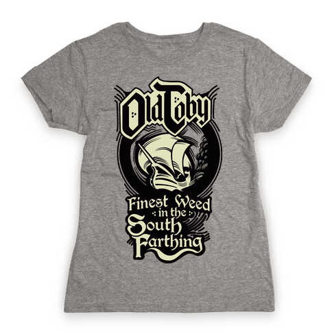 Old Toby Womens T-Shirt