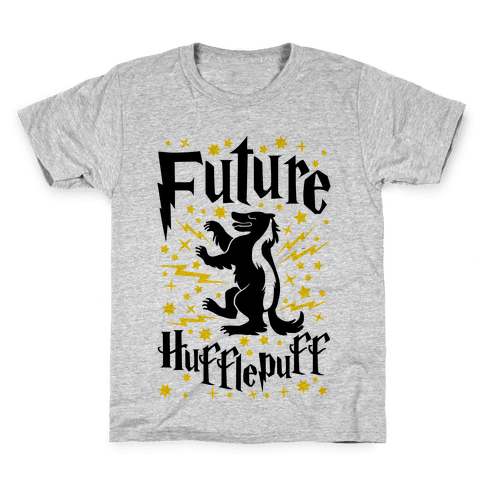 Future Hufflepuff Kids T-Shirt