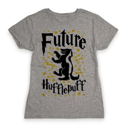 Future Hufflepuff Womens T-Shirt