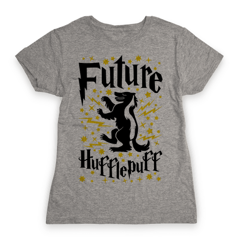 Future Hufflepuff Womens T-Shirt