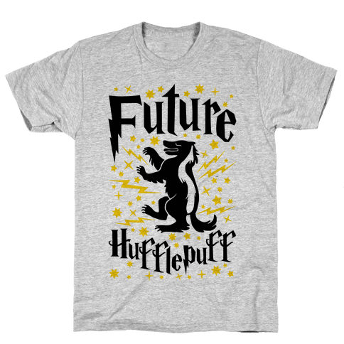 Future Hufflepuff Mens T-Shirt