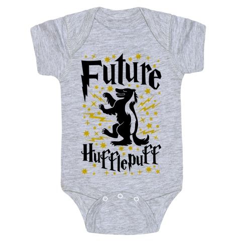 Future Hufflepuff Baby Onesy