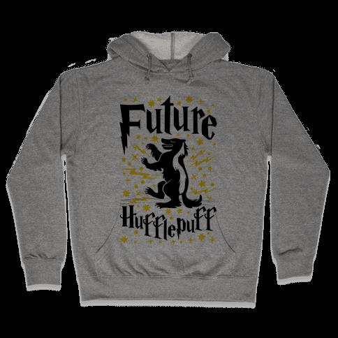 Future Hufflepuff Hooded Sweatshirt