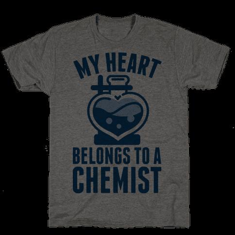 My Heart Belongs to a Chemist