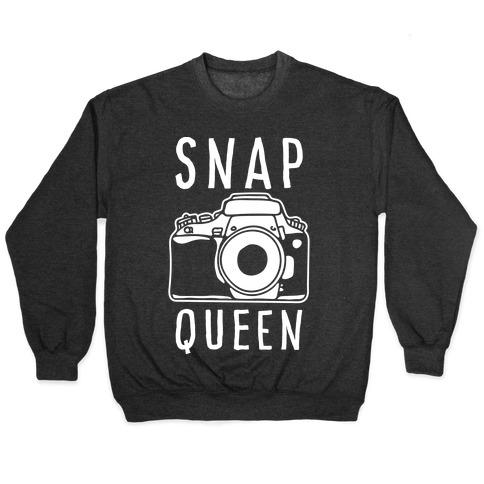 Snap Queen Pullover