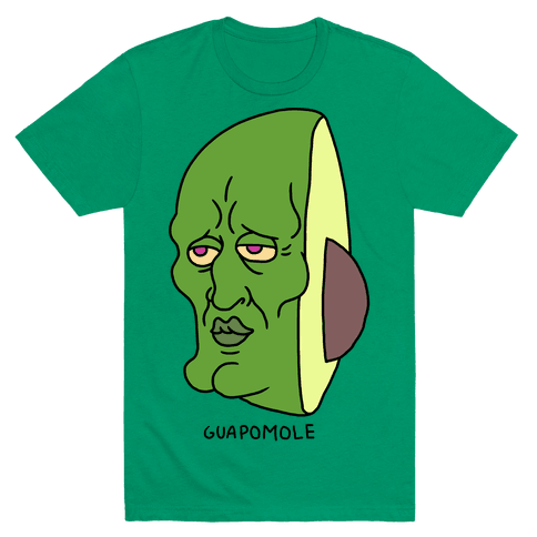 Guapomole Mens T-Shirt