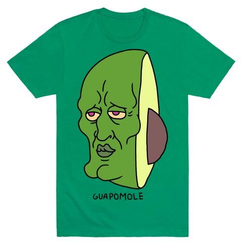 Guapomole Mens T-Shirt