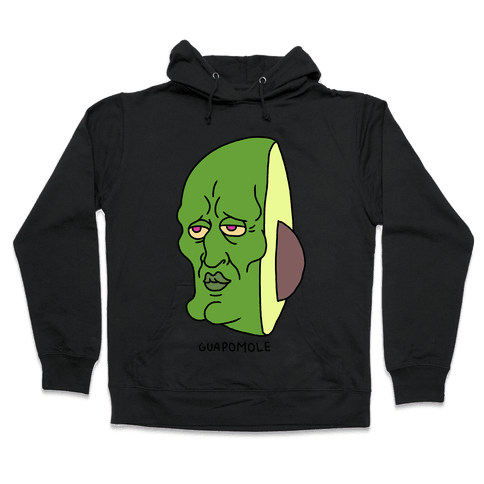 Guapomole Hooded Sweatshirt