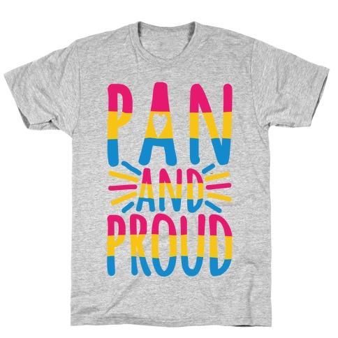 Pan And Proud T-Shirt