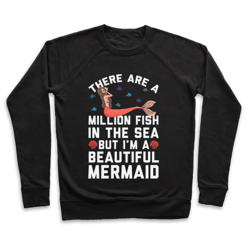 There Are A Million Fish In The Sea Pullover