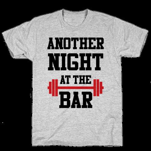 Another Night At The Bar Mens T-Shirt