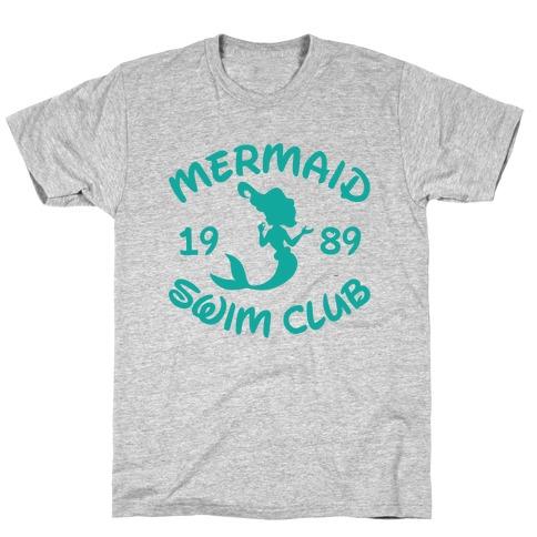 Mermaid Swim Club T-Shirt