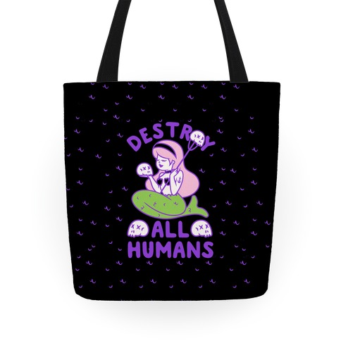 Destroy All Humans Tote