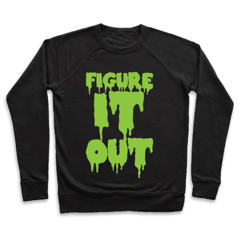 Figure it Out Pullover