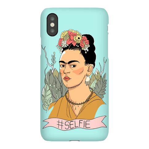 Frida #Selfie Phone Case
