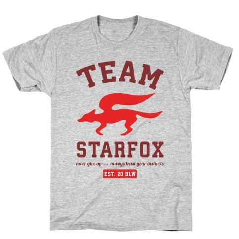 Team Starfox T-Shirt