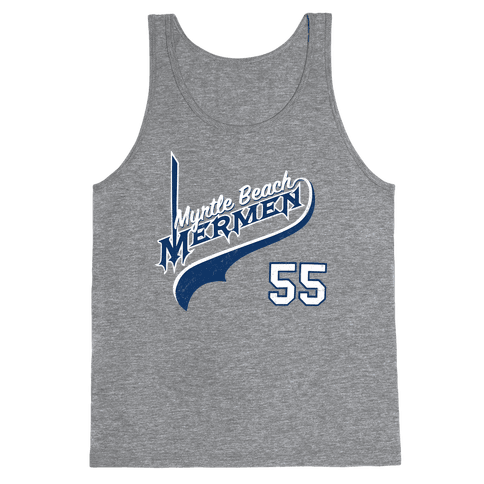 Vintage Kenny Powers Jersey Tank Top