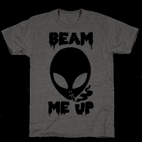 Beam Me Up Mens T-Shirt