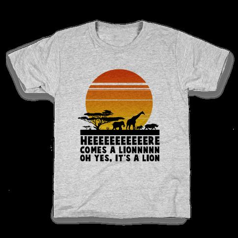 Circle of Life (English Translation) Kids T-Shirt