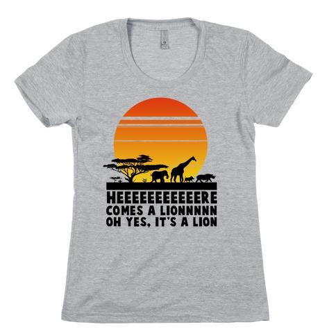 Circle of Life (English Translation) Womens T-Shirt