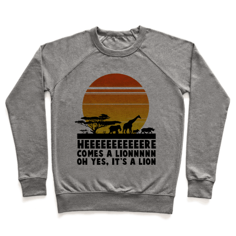 Circle of Life (English Translation) Pullover