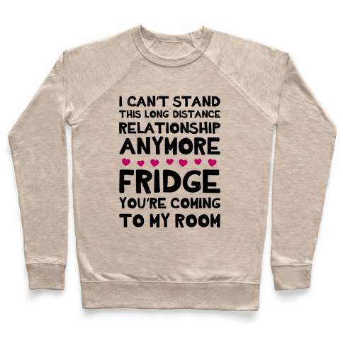 Long Distance Relationship Pullover