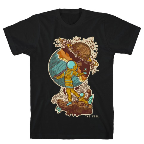 The Fool in Space T-Shirt
