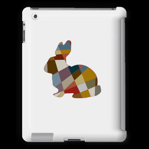 Mosaic Pattern Bunny