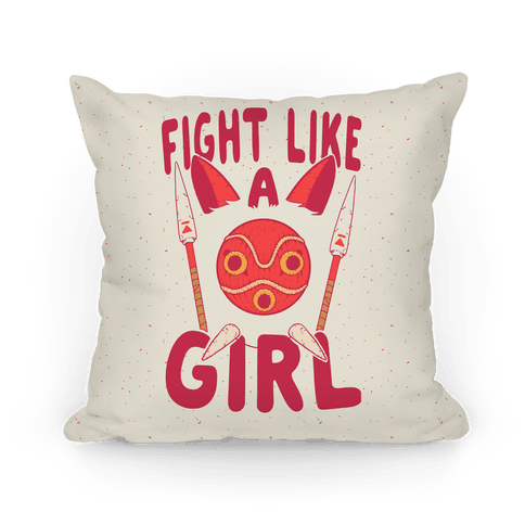 Fight Like A Girl Parody