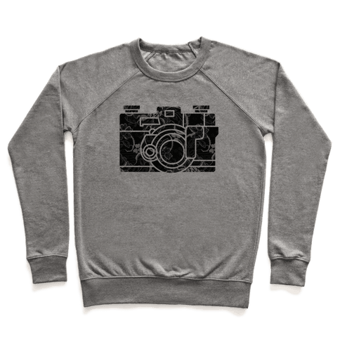 Camera Pullover