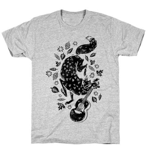 Guitar Wolf T-Shirt