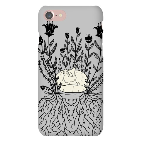 Sleeping Fox Phone Case